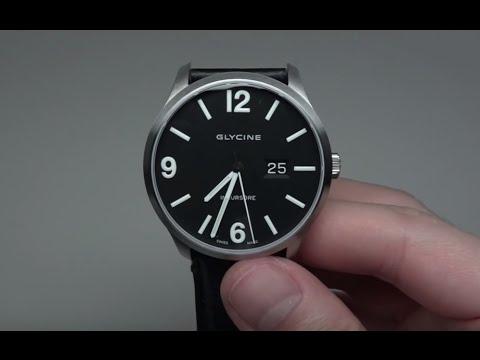 Glycine Incursore Automatic Men's Watch Model: 3885-19-LB9