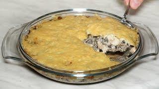 Жюльен из курицы и грибов классический рецепт в духовке
