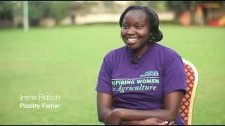 Inspiring Aspiring Women in Agriculture