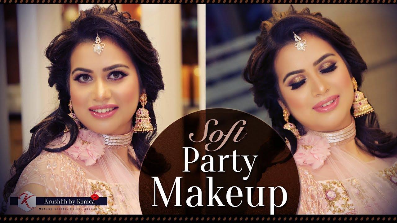 Soft Party Makeup Tutorial