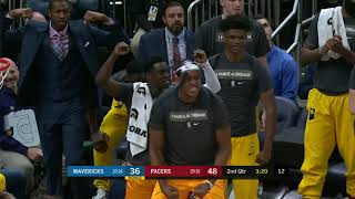 Dallas Mavericks vs Indiana Pacers : January 19, 2019