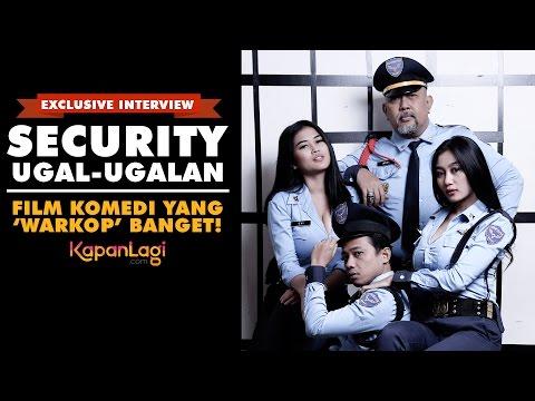 Q&A - Security Ugal-Ugalan, Film Komedi Yang Warkop Banget