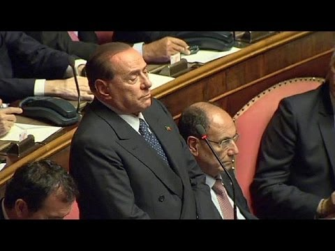 Italian government survives Senate vote, but will Berlusconi?