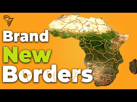 What if Africa Redraws its Borders?