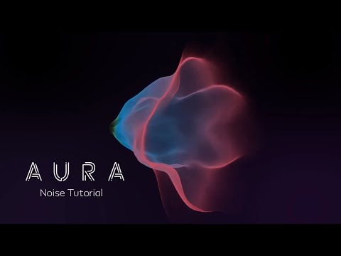 Aura for After Effects Turbulent Noise Tutorial