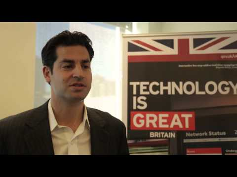 Ryan Feit - CEO & Co Founder of SeedInvest at Great Tech Awards ...