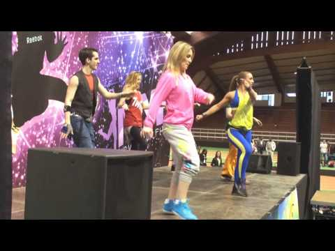 Marathon Move Your Fit Feat. Zumba(r) Fitness - www.zumba-myf.com