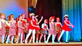 Отчетный концерт детской школы танцев! Детские танцы и детский концерт. Детский канал Софикошка