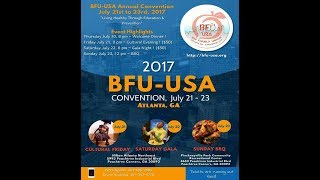 "PETIT PAYS ""I will See you @ BFU(BANSO) CONVENTION IN ATLANTA (07/22/2017)"
