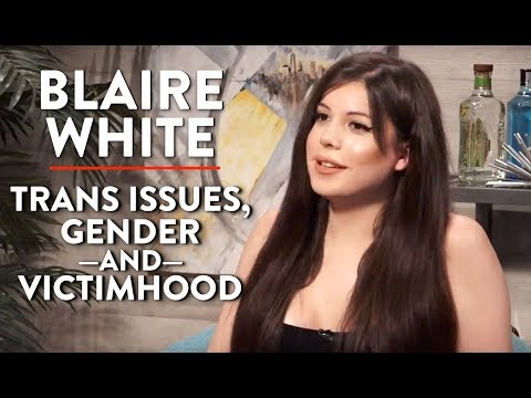LIVE: Blaire White on Trans Issues, Gender, and Victimhood
