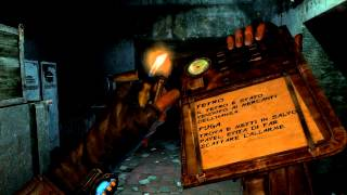 Metro Last Light Gameplay Ita PC Parte 3 - Ombra Sanguinante -