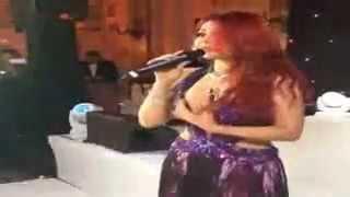 رقص هيفاء وهبي بفستان مثير جدا في مهرجان كان 2014
