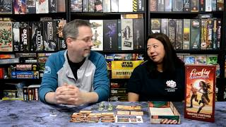 Firefly Adventures Wanted Fugitives Unboxing