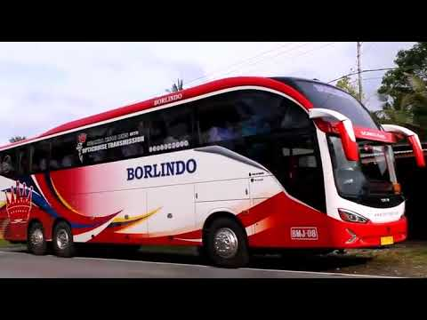 Touring & Roadtest empat unit Bus Borlindo SCANIA K410ib || makassar - malili - soroako ||