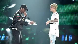 Justin Bieber ft. Travis Scott - Second Emotion (Live Version) (Studio Version)