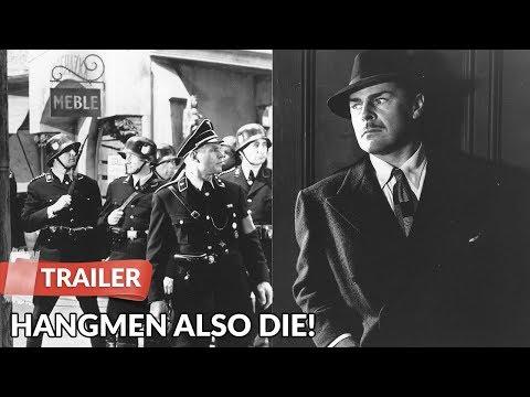 Hangmen Also Die! trailer