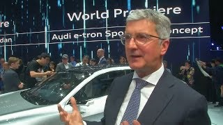 Audi-Chef Stadler vorläufig festgenommen