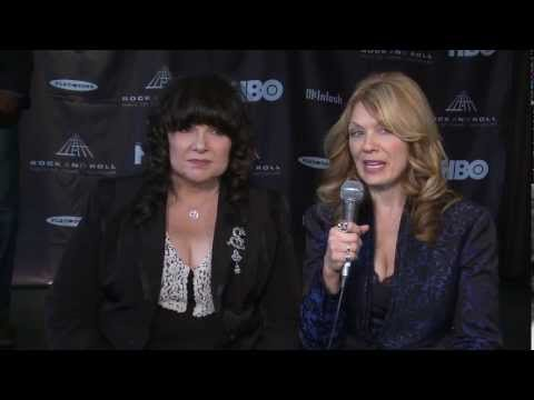 Interview with Ann and Nancy Wilson of Heart