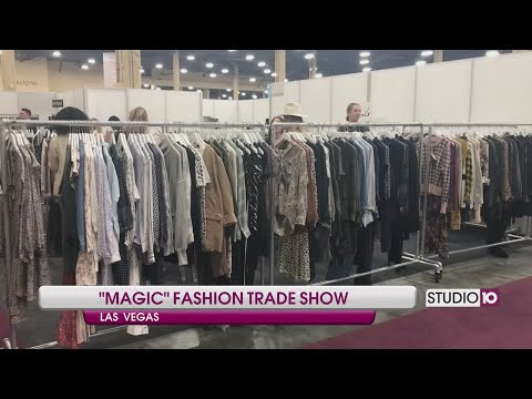 """Magic"" Fashion Trade Show in Las Vegas"