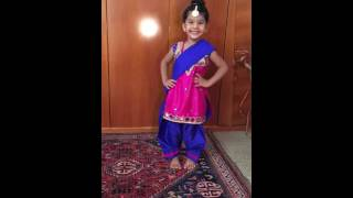 Our Cutie Pie Arzoo Singh Dance On Diljit Dosanjh's Song Papleen