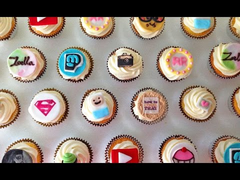 Download YouTube Cupcakes HOW TO COOK THAT Ann Reardon Snapshots