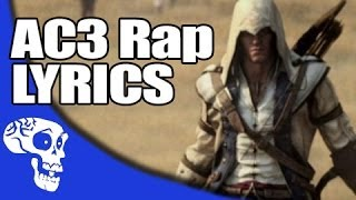 "AC 3 Rap Lyrics - ""Born Into Revolution"" by JT Machinima"