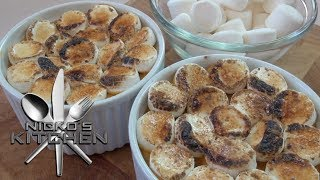 Marshmallow Pudding - Video Recipe