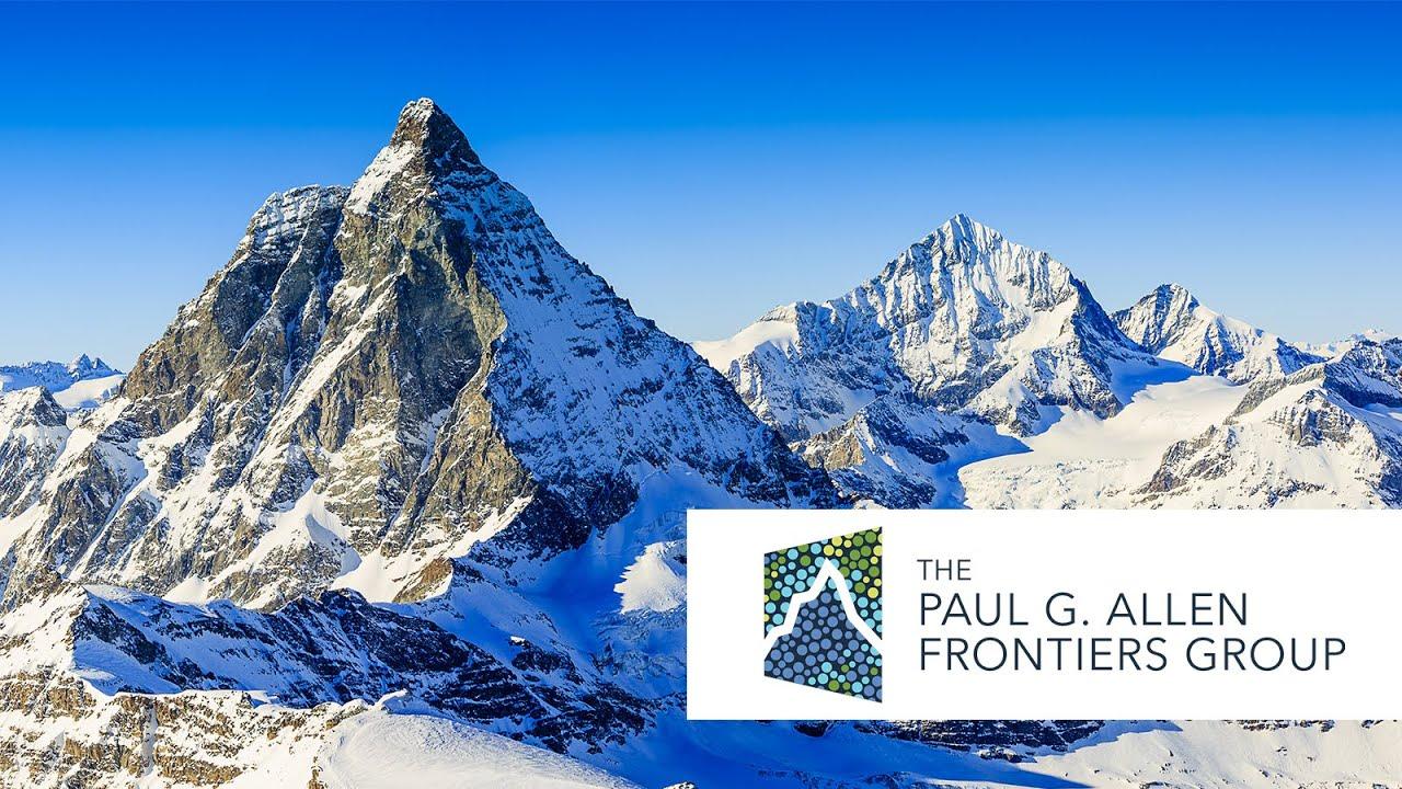 Introducing The Paul G. Allen Frontiers Group