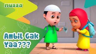 Download Mp3 Nussa : Ambil Gak Yaa???