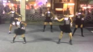 広小路祭りにてキッズダンス.