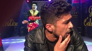 Actor SAQIB SALEEM Act By Choreographer Divya Chauhan