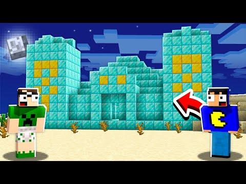 TODAS as ESTRUTURAS são OP no Minecraft! 🤯