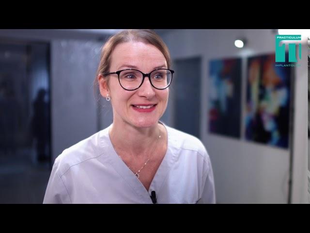 Dr Joanna Węgrzyn - Absolwentka VIII Sezonu Practiculum Implantologii