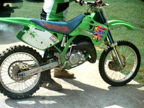 kx125 for sale - youtube