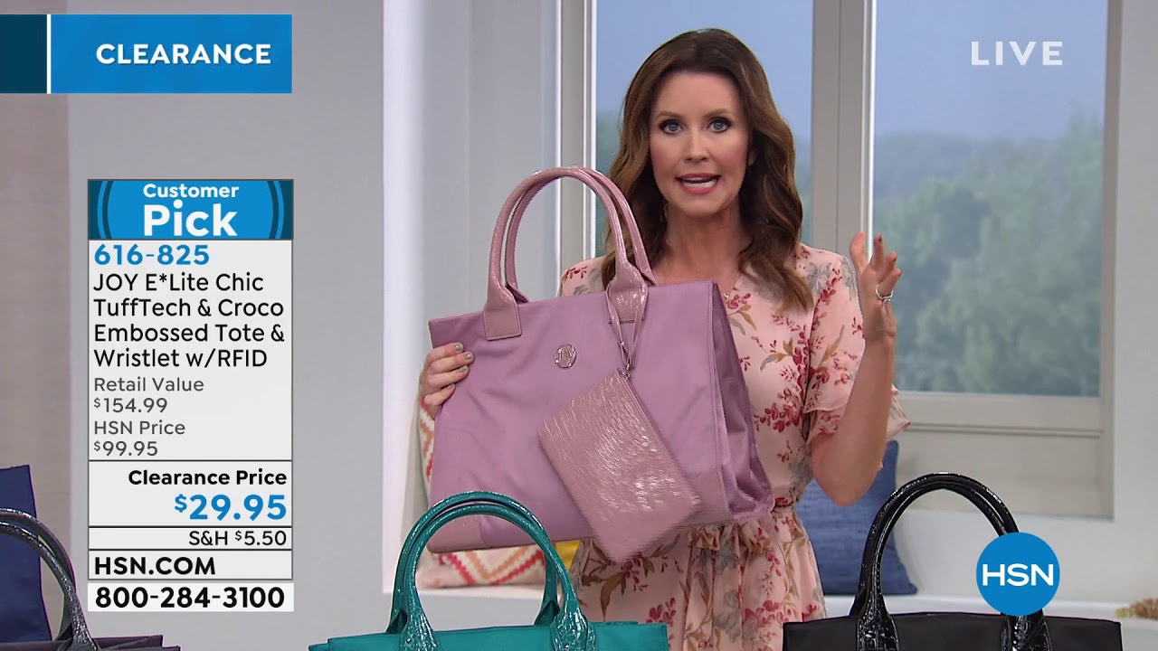 HSN | Joy & IMAN: Fashionably Functional Clearance 05 08 2019 - 07 AM