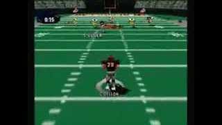NFL Xtreme - Packers vs. Bengals