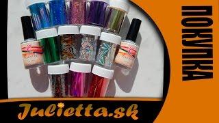 Маникюр. Дизайн. Фольга с клеем для литья, для ногтей (Aliexpress)(Покупала тут - http://goo.gl/uvjkCR ALIEXPRESS на русском языке http://goo.gl/5j0BnM Получила на 22 день Зарабатывай на своих видео..., 2014-10-13T12:00:09.000Z)