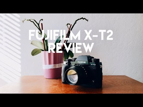 FUJIFILM X-T2 Real Use Review in 4K