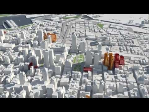 Projets Montréal 3D
