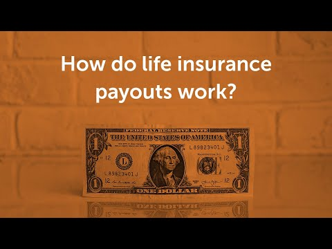 How Do Life Insurance Policy Payouts Work? | Quotacy