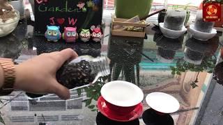 Black Goji Berry tea