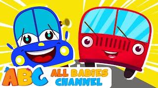 Wheels On The Bus | Nursery Rhymes | 100 Minutes Compilation from All Babies Channel
