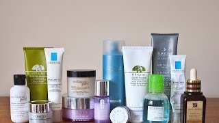 Evening Skincare Staples