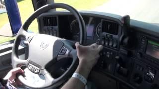 SCANIA. Presenta en Argentina su nueva plataforma de motores. Test Drive (2da Parte)