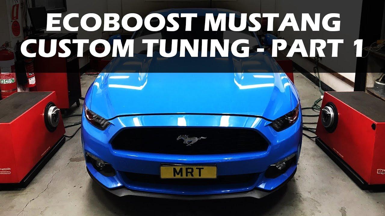 MRT Performance MRT Power Kit - Ford Mustang Ecoboost