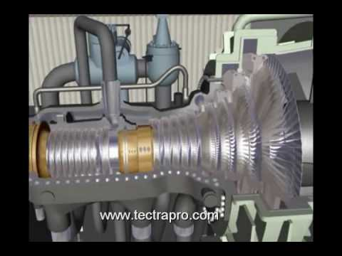 Mhi Steam Turbine Youtube