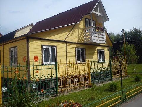 Быстровозводимые дома каркасные цены, фото