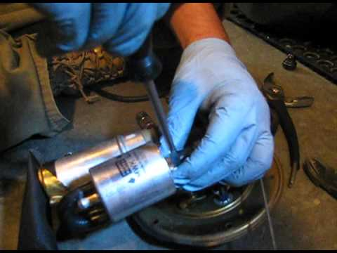 How To Change Fuel Filter Amp Pump On Bmw 1150gs Motorcycle