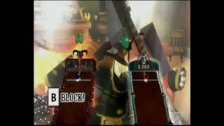 Battle of the Bands Nintendo Wii Gameplay - Insane in the