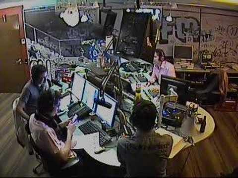 3FM EkstraWeekend 14-12-2007 Kerstdepressielijn